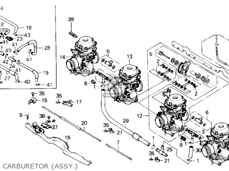 (16100MM5673) CARBURETOR Assembly