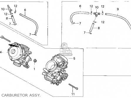 CARBURETOR ASSY., L.