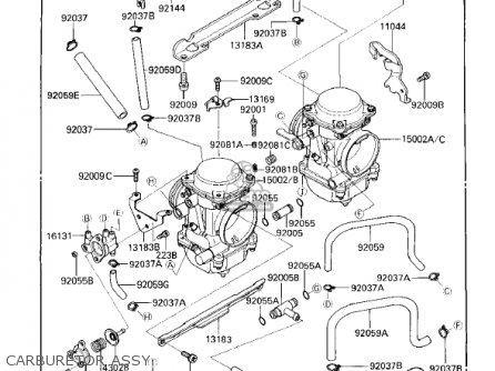 Ninja 250 Engine Diagram