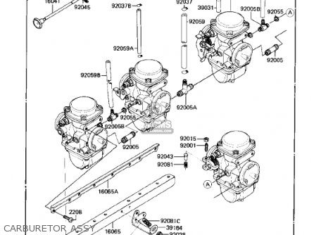 Toyota 20r Carburetor Diagram Toyota Aisan Carburetor