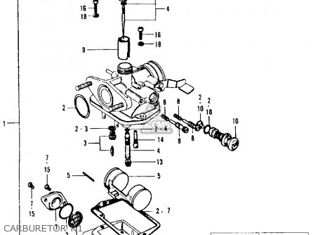 Ct90 Carb Diagram as well Honda Trail 70 Engine further Wiring Diagram Honda Trail 90 likewise Kawasaki Mule Electrical Schematic additionally Honda Qa50 Parts Diagram. on honda st90 wiring diagram