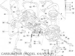 Carburetor Assy, Rh photo
