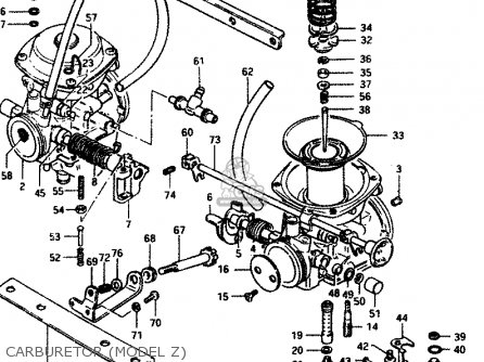 Kawasaki Mule Carburetor Diagram in addition Suzuki Ozark 250 Carb Diagram likewise Starter Clutch Model W X besides Suzuki Atv Mikuni Carburetor moreover Suzuki Lt250e Schaltplan. on wiring diagram suzuki quadrunner