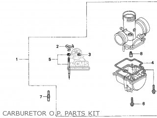 OPTION KIT PARTS