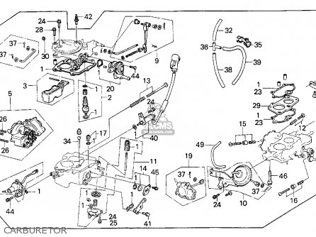 Aa C Af E F Eda D D F further D Cracked Vacuum Line Safe Make Long Drive Attachment further  furthermore D Carburador Para Auto Honda Accord Img also D Throttle Idle Issues Honda Accord Lx Vacuum Tubes. on 87 honda accord carburetor