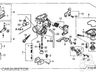 honda atc 70 carburetor diagram honda trx 200