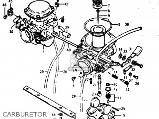Carburetor Assembly photo