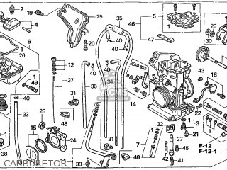 (16100-MEB-672) CARBURETOR assembly