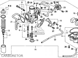 OEM# 16013-HM8-A41 Honda Float Set