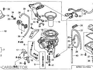 (16100-KPB-733) CARBURETOR assembly