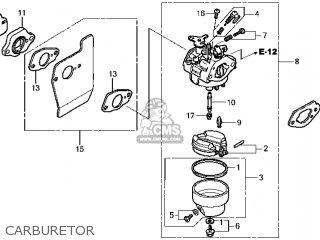 CARBURETOR (BB62N A)
