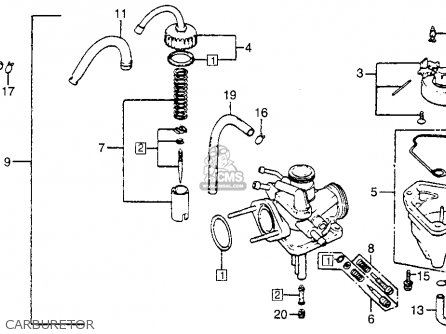 CARBURETOR ASSY.