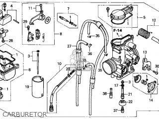(16100-MBN-773) CARBURETOR (PE78B A)