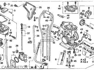 (16100-MEB-672) CARBURETOR assembly