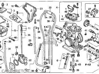 (16100-KRN-735) CARBURETOR assembly