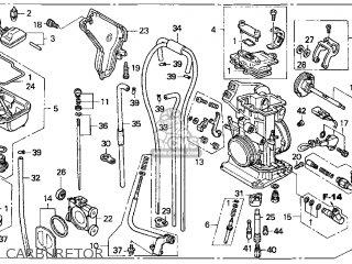 (16100-KSC-674) CARBURETOR assembly