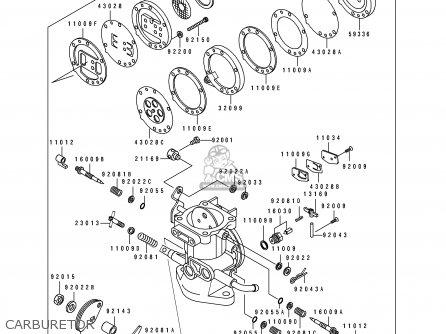 Holley Carburetor Choke