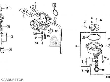 (16015-GBG-960) CHAMBER SET,FLOAT