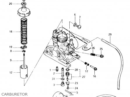 Carburetor Assy photo