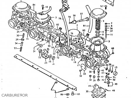 Carburetor No.4 photo