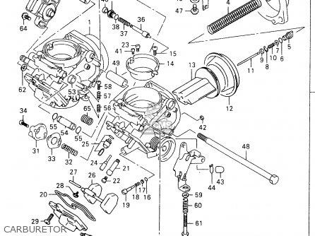 Suzuki 1999 VL1500X Parts