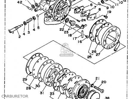 98517 04012 screw panhead 4u5 ef600 generator 9851104012 for Ef600 yamaha generator