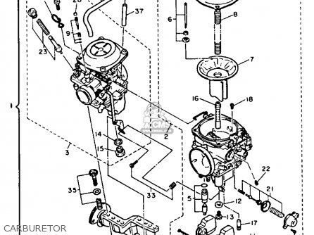 Kawasaki Bayou 250 Carburetor Problems likewise Jeep Yj Wiring Harness additionally Yamaha Virago 1100 Carburetor Diagram also Kawasaki Zx9 R Charging System Circuit Diagram as well T1840397 Wiring diagram electric start dtr 125. on kawasaki electrical diagrams