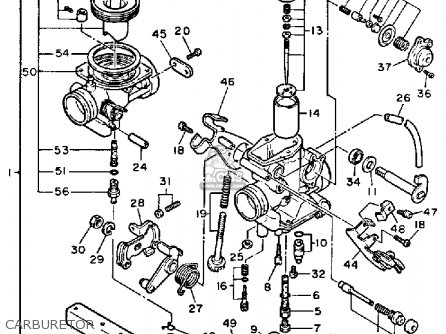 Yamaha Tt 250 Wiring Diagram as well Yamaha Xj 600 Wiring Diagram also Yamaha Xt600 Headlight in addition Yamaha Tt600 Wiring Diagram additionally Yamaha Xt350 Carburetor Diagram. on wiring diagram yamaha xt 600