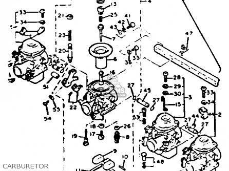 Aisin Toyota 20r Carburetor Diagram