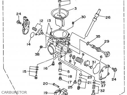 Carburetor Assembly 1 photo