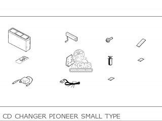 CD CHANGER PIONEER SM