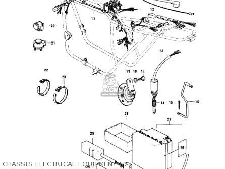 WIRING HARNESS, MAIN on suzuki wiring harness, xs650 wiring harness, cb750k wiring harness, yamaha wiring harness, h2 wiring harness, h1 wiring harness, kz550 wiring harness, kz650 wiring harness, cb750 wiring harness, kz440 wiring harness,