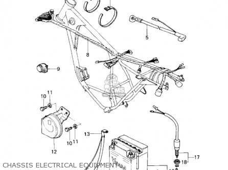 Kz200 Wiring Diagram