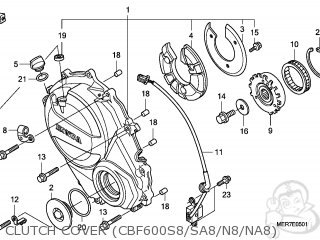 Spg, Clutch Lever photo
