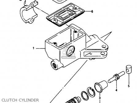 Cylinder Assy, Clutch Master photo