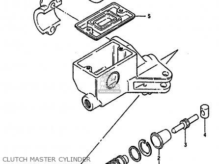 Cylinder Assembly, Clutch Master photo