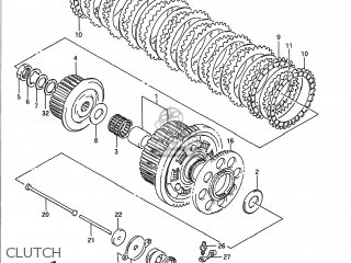 Gear Assembly, Primary Drive photo
