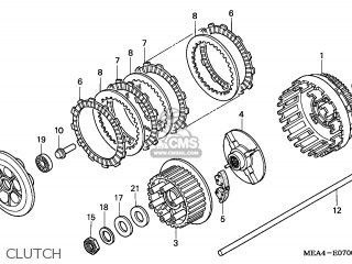 OUTER ASSY,CLUTCH