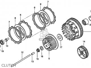 Gear Assy, Primary photo