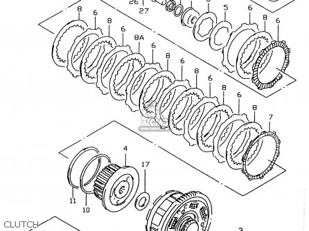 Wiring Diagram For Snowmobile Trailer in addition 98 Kawasaki 300 Bayou Wiring Diagram together with Honda Vtec Diagram in addition Honda Cr125r 1991 Australia Parts Lists furthermore ManufactureList. on honda atv clutch parts