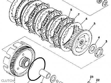 Honda Cb750 Clutch Diagram on wiring diagram for harley golf cart