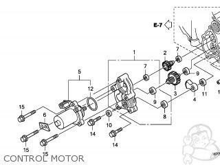 MOTOR ASSY CONTRO