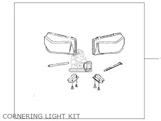 CORNERING LIGHT KIT