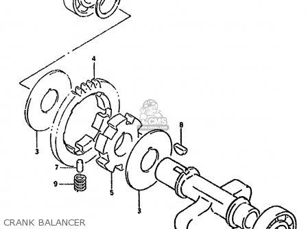 Gear, Crank Balancer photo