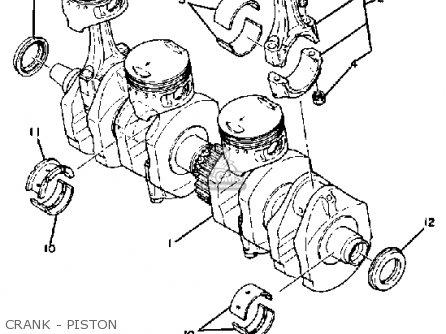 Piston Ring Set (1st O/s) photo