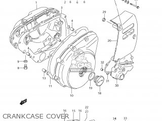 Gasket, Gear Shift Cover (nas) photo