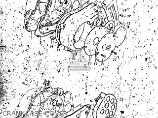 (11300-38840) CRANKCASE SET