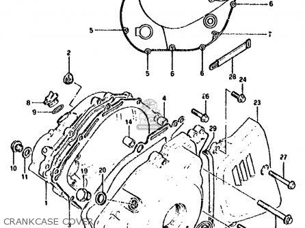 Damper, Engine Sprocket Cover photo