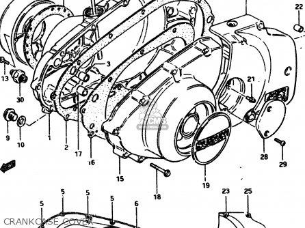 Cover, Starter Motor photo