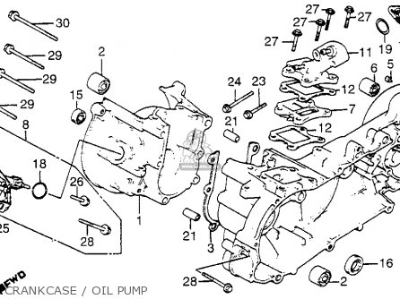 OIL PUMP ASSY.